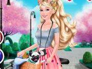 Biking With Barbie