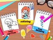 Chibi Disney Princess Drawing