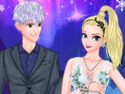 Disney Couple: Ice Princess Magic Date