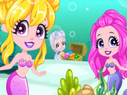 Mermaid World Decoration 2