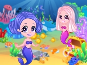 Mermaid World Decoration
