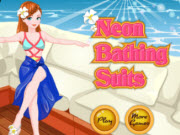 Neon Bathing Suits