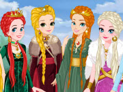 Princess of Thrones Dress up 2