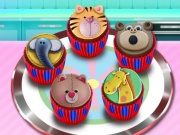 animal cupcakes for kids