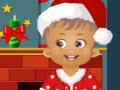 Baby Daisy Christmas Eve