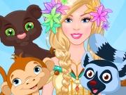 Barbara's Jungle Adventure