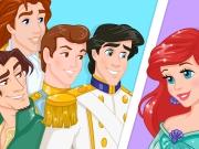 Disney Princess Speed Dating