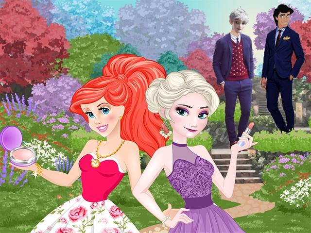 Dating disney princesses