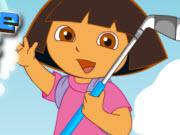 Dora Love Play Golf