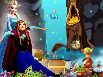Frozen Princess Fantasy World