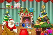 Help Santa Clean Up
