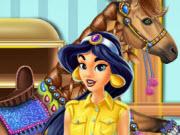 horse hair salon