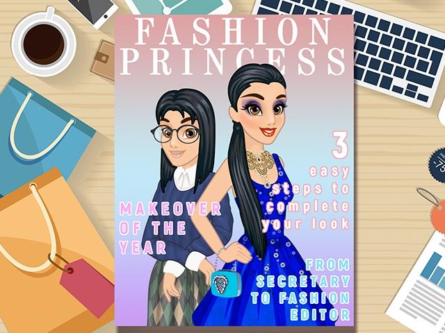 Jasmine In Fashion Magazine