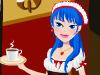 Linda The Waitress Dressup