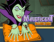 Maleficent Manicure