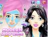 Modern Snow White Makeover