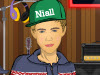 Niall Horan from One Direction Game