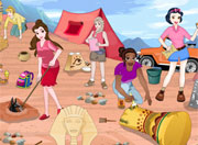 Princesses Research In Egypt