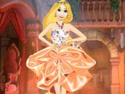 Rapunzel Ball Prep