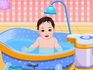 Sweet Baby Bathing