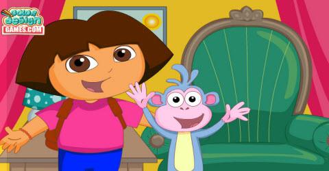 Dora Caring Boots