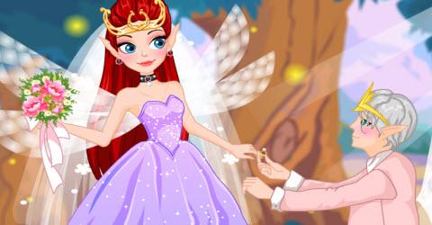 Dreamy Fairy Bride