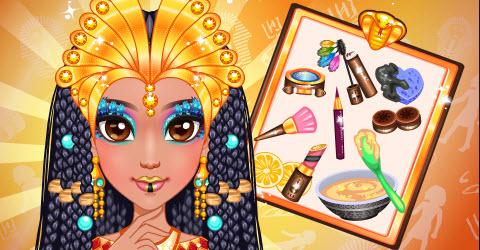 Egyption Princess Beauty Secrets