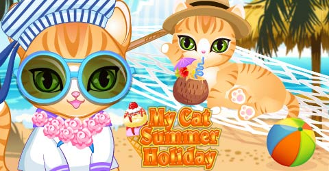 My Cat Summer Holiday