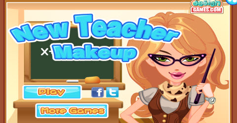 New Teacher Makeup