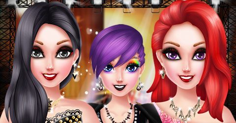 Princess Anna Punk Rock Makeover