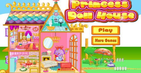 Princess Doll House