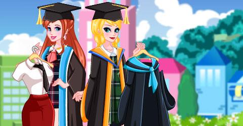 Princess Graduation Makeover