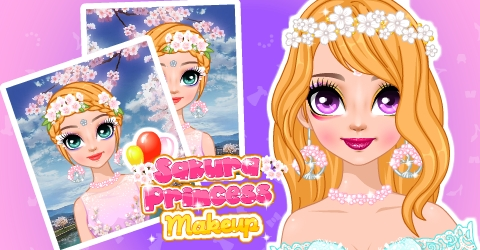 Sakura Princess Makeup